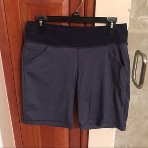 Lucy Athletic Bermuda Shorts